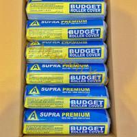 Bulu Biru Kuas Roll Refill Supra Premium 9 Inch mirip bulu Ace