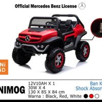 mobil mainan anak aki jeep golf unimog unikid