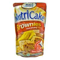 Nutri Cake Tepung Premiks Brownies Rasa Pisang 230 g