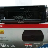 Paket Printer Canon MP 287 All in One + Infus Tabung Premium Hitam