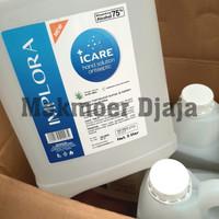 Implora Icare Hand Sanitizer 5 liter Cair bukan Onemed Aseptic Gel