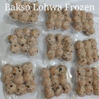 bakso Lohua (bakso jamur) homemade halal !