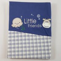 "Blanket / Selimut Bayi 2Ply, Premium Quality, ukuran 30"" x 40"", EL1002"