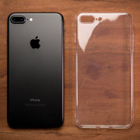 Jelly Case Ultra Thin iPhone 7 Plus / 8 Plus