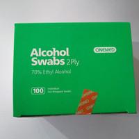 alcohol swabs onemed alcohol swab alkohol swab