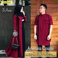 couple Pakistan baju pria wanita baju lebaran Baju Modern