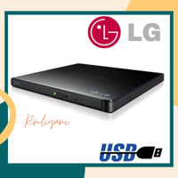 Dvd rw external LG portable