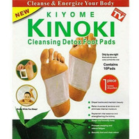 Koyo Kaki Kinoki Kiyome White Detox Herbal 1pack isi 10pcs