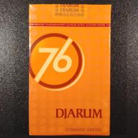Djarum 76 isi 12 ** Koleksi Kretek Langka **