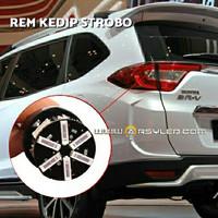 Lampu Led Rem Brio BRV Xpander New Livina 7014 Strobo Kedip T20