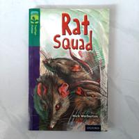 Buku Rat Squad by Nick Warburton