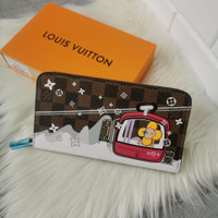 Dompet Lv Victorin Illustrie Limited edition dompet wanita import