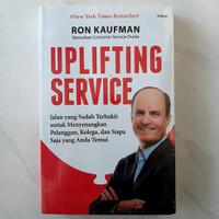 Buku UPLIFTING SERVICE by Ron Kaufman