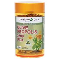 healthy care propolis olive 2500 plus 180 kapsul