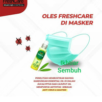 Fresh Care Eucalyptus Oil 10 ml