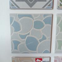 Keramik Lantai Asia Tile Welco series 20x20 kw1 / Keramik Kamar Mandi