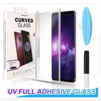Samsung Galaxy Note 20 Ultra Tempered Glass Uv Full Glue