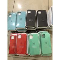 Premium Silicone Case iPhone 11/11Pro/11 Pro max