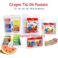 Crayon Titi 55 warna