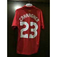 Original Jersey Liverpool 2012 Carragher Used