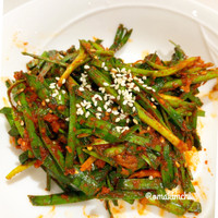 Kimchi Kucai size 1 Kg