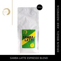 Java Soul Coffee Espresso Blend Kopi Susu 1 kg - bubuk kasar