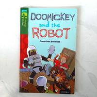 Buku Doohickey And The Robot by Jonathan Emmett
