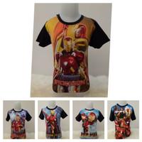 Kaos Ironman Anak