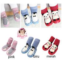 sepatu kaos kaki untuk bayi anak laki perempuan