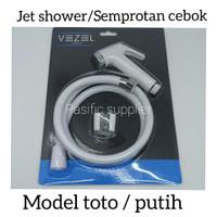 Jet Shower/Semprotan Cebok/Semprotan Kloset/Jet Shower model TOTO