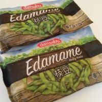 edamame (kacang kedelai) khas Jepang