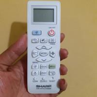 REMOT AC SHARP ION PLASMACLUSTER BABY CRMC-A93JBEZ