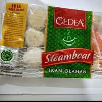 Cedea Steamboat set + bumbu 300gr / Shabu Shabu set
