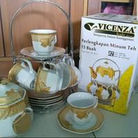 Vicenza Teko Tea Set C 78