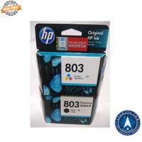 TINTA HP 803 BLACK/COLOUR 1 SET ORIGINAL