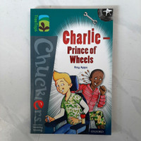 Buku Charlie - Prince Of Wheels bybRoy Apps