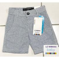 Celana pendek anak laki lc waikiki 1-7 tahun celana branded sisa ekspo