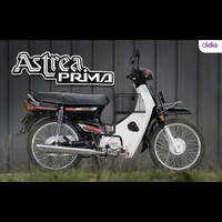 Philips LED Honda Astrea Full Set
