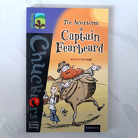 Buku The Adventures of Captain Fearbeard by Ciaran Murtagh