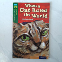 Buku When a Cat Ruled The World by Elizabeth Laird