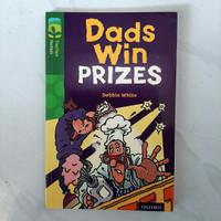 Buku Dads Win Prizes by Debbie White