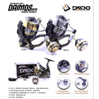 Reel Daido Daimos Spin 3000 15 kg Original Power Handle