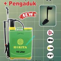 Sprayer manual 16 liter tangki semprot hama alat semprotan