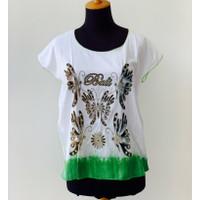 baju atasan wanita terbaru bali top kupu dingin tipis