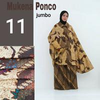 Mukena Ponco 11 Jumbo