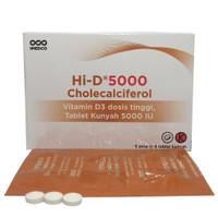 Vitamin Hi-D 5000