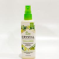 Crystal Deodorant Spray Vanilla Jasmine 118ml no paraben no white mark