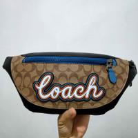 Coach Rivington waistbag Coach path premium Quality