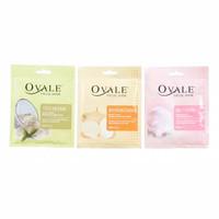 Ovale Facial mask Powder/masker bubuk ovale