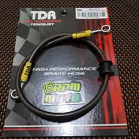 Selang rem belakang TDR Carbon